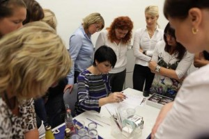 "Workshop Messe  ""hand & nails"" Wiesbaden"