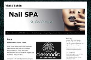 Homepage - Gestaltung